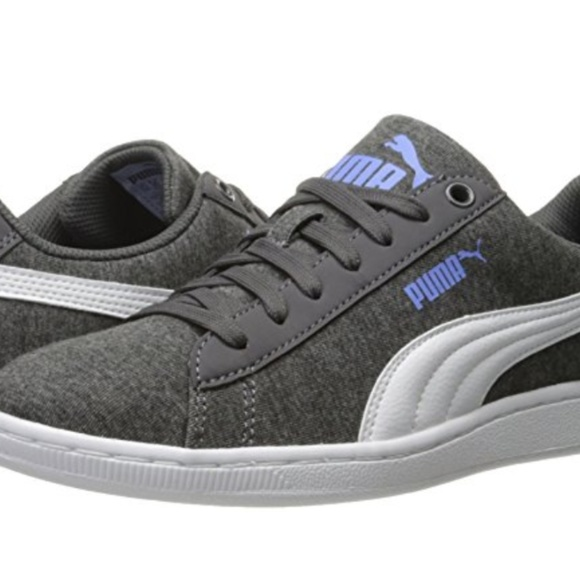 d8bd68c5c7d4 PUMA Women s Vikky Jersey Sfoam Sneaker - Size 6.5.  M 5a7f1cb51dffda623fbb2f22